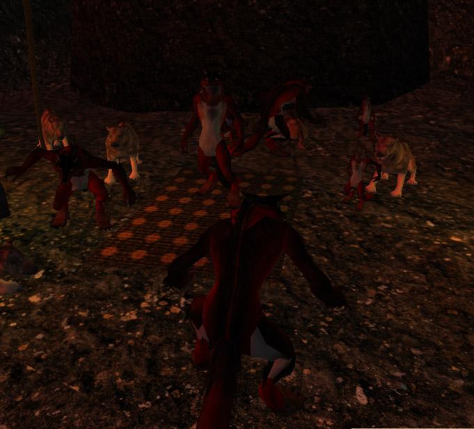 Sabregirl's Werewolf Gameplay Mods for Morrowind