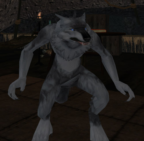 how to become a werewolf morrowind